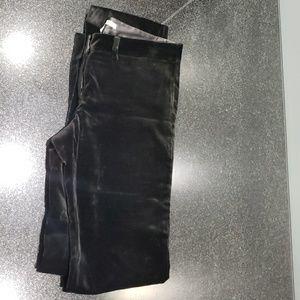 Diane Von Furstenberg velvet pants